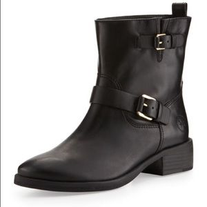 Tory Burch Bennie Motorcycle Boots